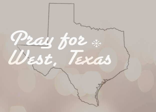 Pray for West, Faith and Composition by Shalene Roberts