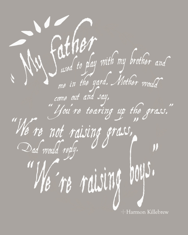 Father's Day Printable | Faith and Composition