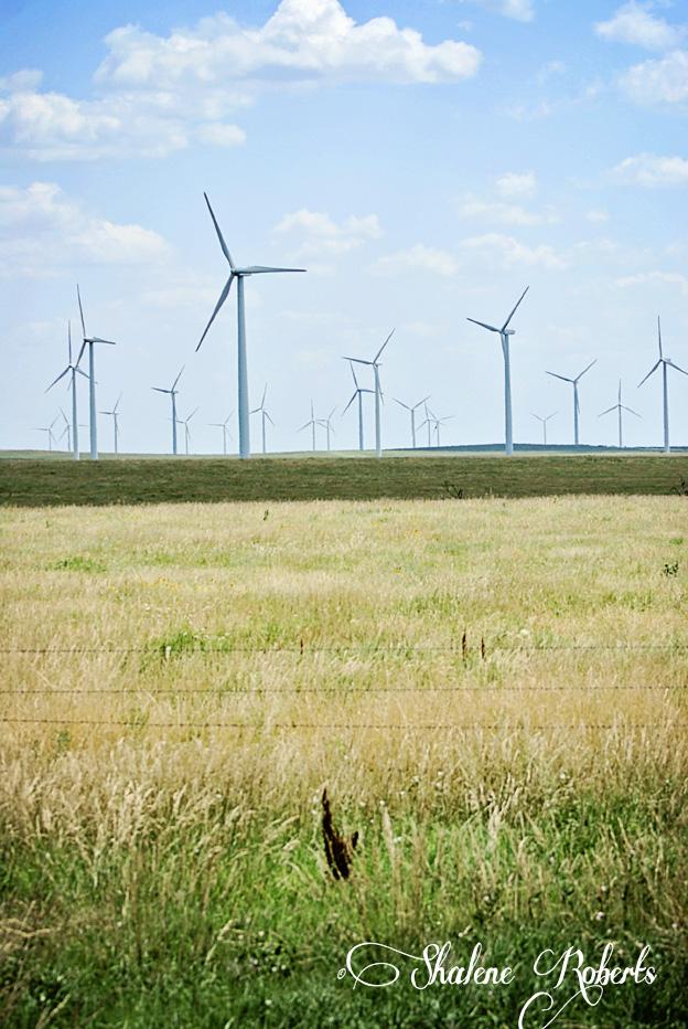 KS Windmills | Faith and Composition