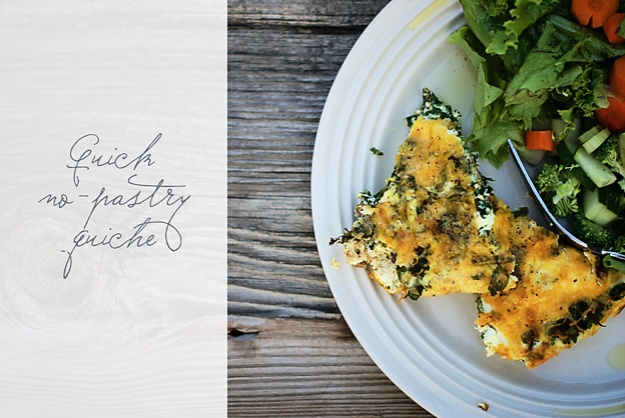 A Review of French Kids Eat Everything and a Quiche Recipe | Faith and Composition
