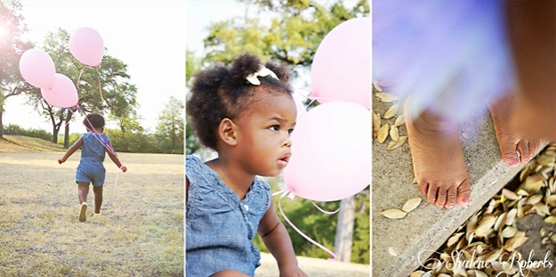 Two-year-old photo shoot | Faith and Composition
