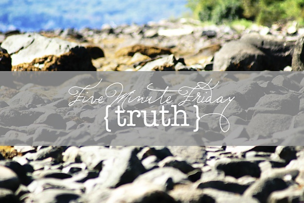 What I know to be true | Faith and Composition