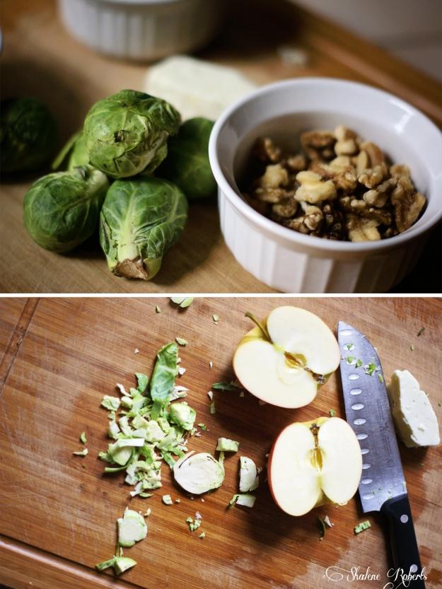 Chopped Harvest Salad | Faith and Composition