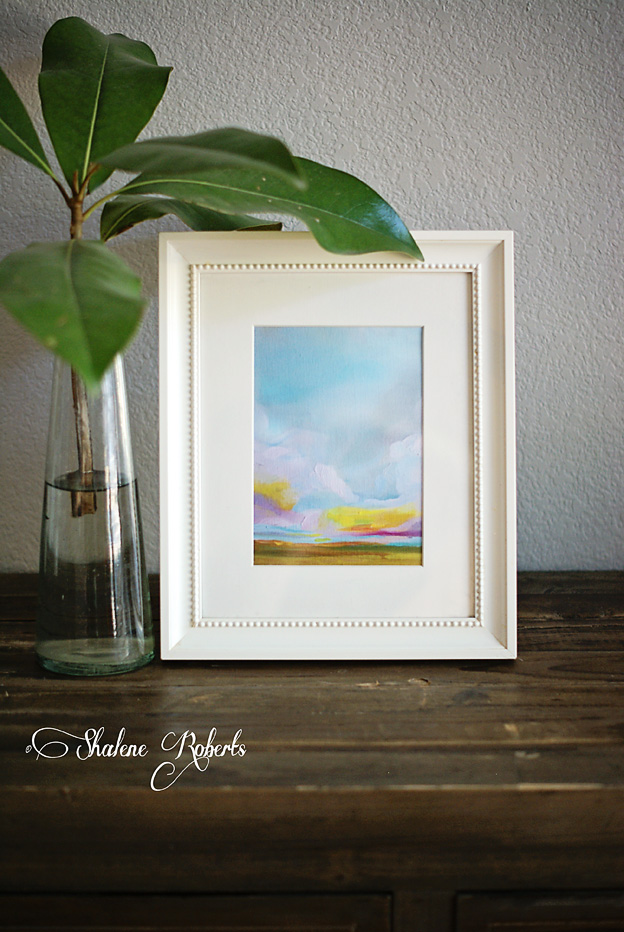 A Giveaway with Artist Emily Jeffords | Faith and Composition