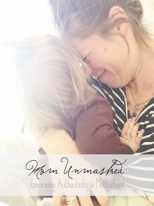 Mom Unmasked, Embracing Authenticity in Motherhood | Faith and Composition
