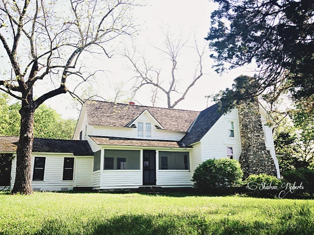 The Missouri home of Laura Ingalls Wilder.