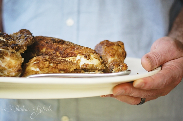 Oven-Baked Fried Chicken | Faith and Composition