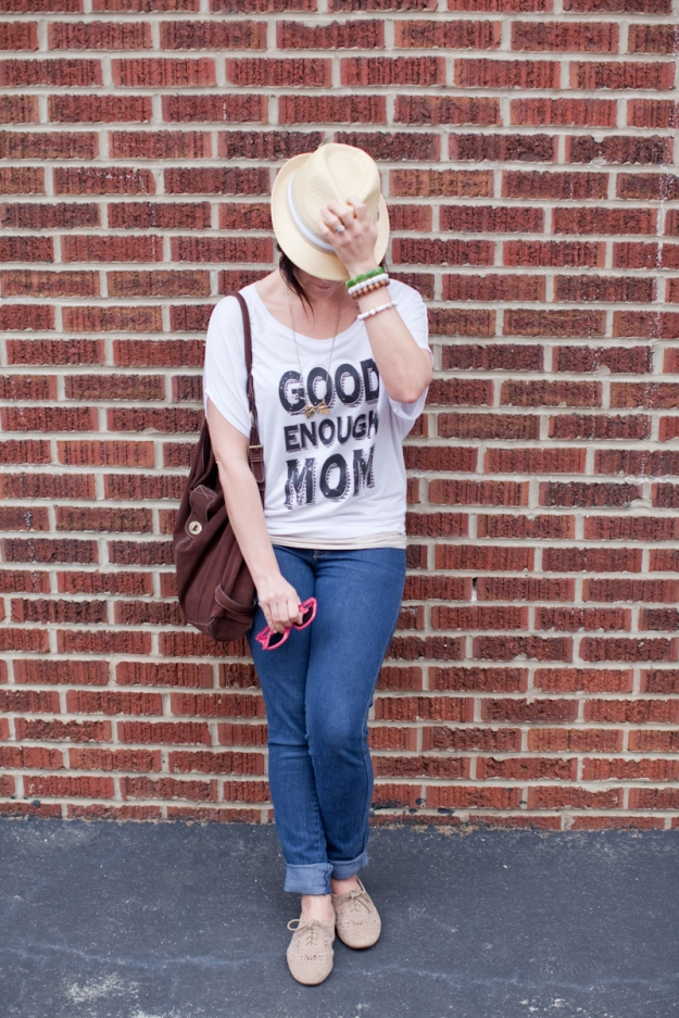 "A ""Good Enough Mom"" Giveaway with Charity Craig 