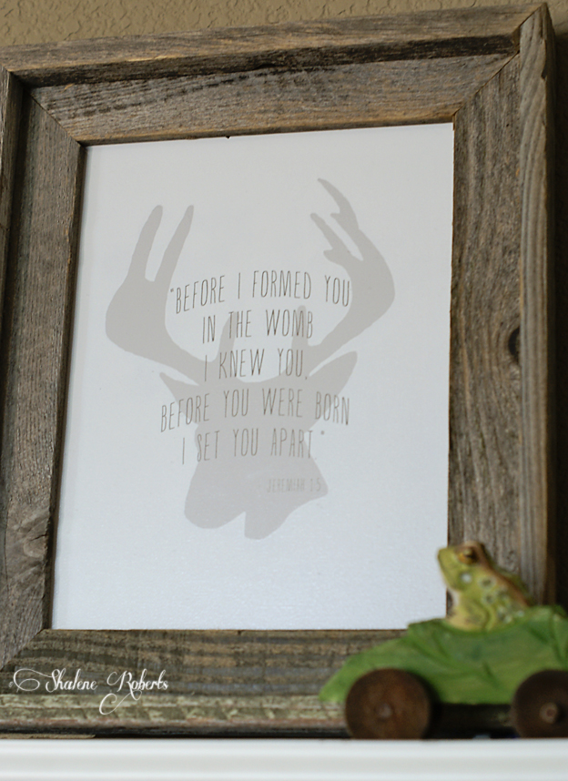 An Art Print GIVEAWAY with Faith and Composition