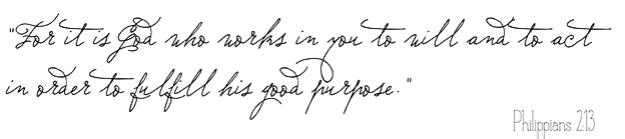 Philippians 2:13 | Faith and Composition