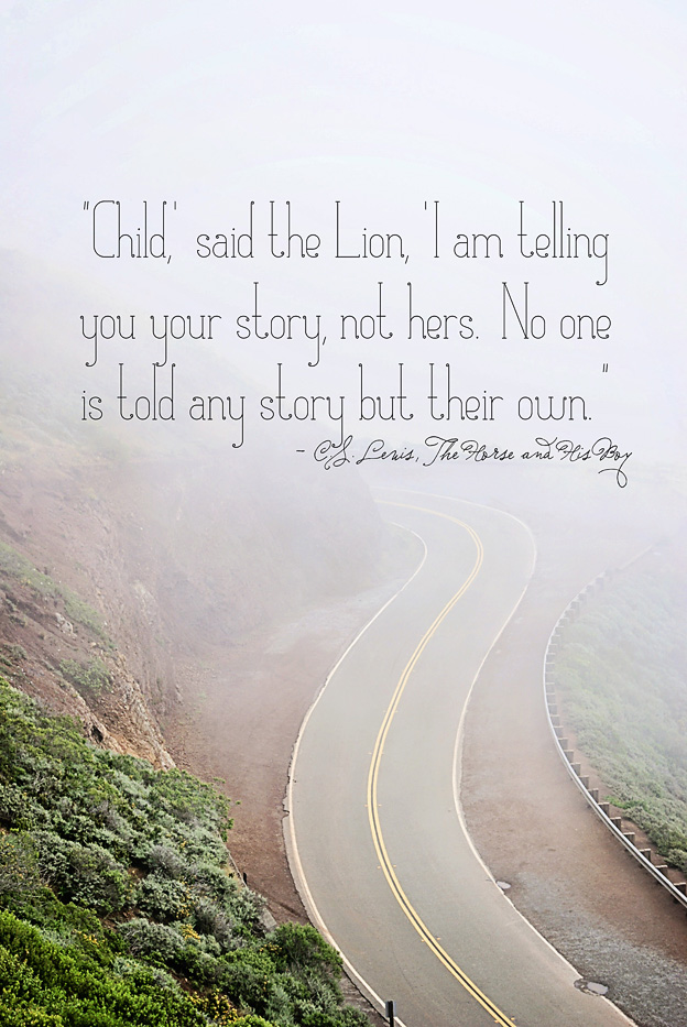 Your Story Matters ... Why you should be authentic and tell of your journey | Faith and Composition