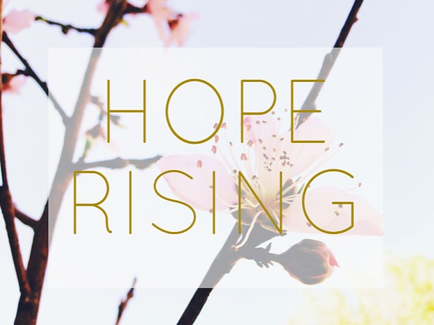 Hope Rising | Faith and Composition