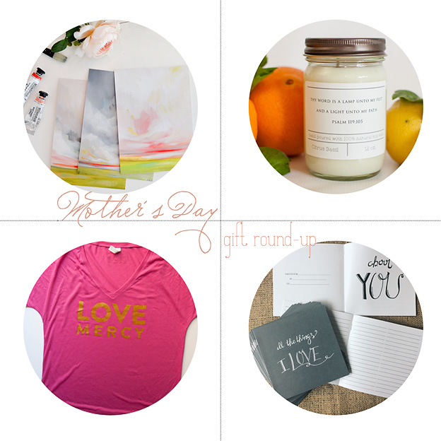 Mothers Day Gift Round Up | Faith and Composition
