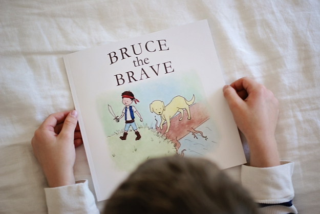 Bruce the Brave: a tale of faith to overcome fear